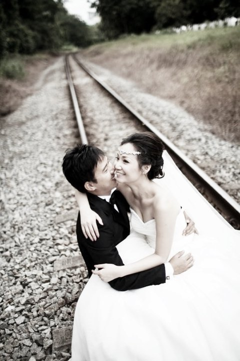 Singapore pre wedding - Janice Lai Hair and Makeup